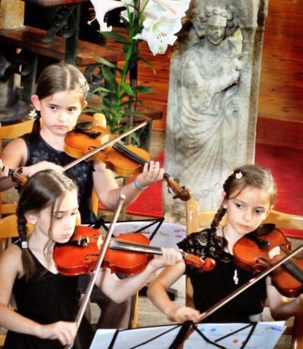 Violines I