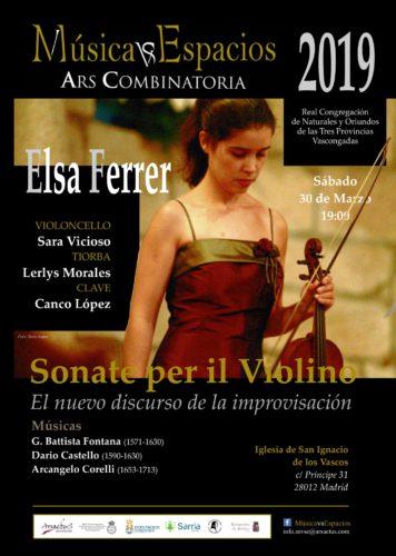 MvsE 1 Per Sonare il Violino